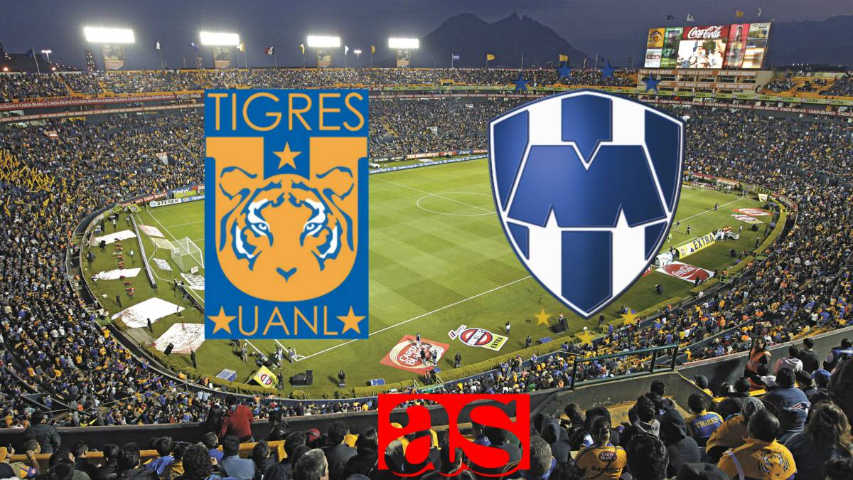 Tigres Vs Monterrey >> Tigres Vs Rayados De Monterrey 1 1 Resumen Resultado Y Goles