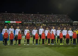 Costa Rica baja un lugar a México en el ranking FIFA