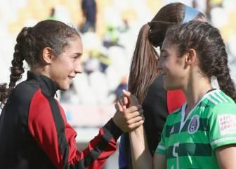 Mónica y Sabrina, las gemelas divididas por el fútbol