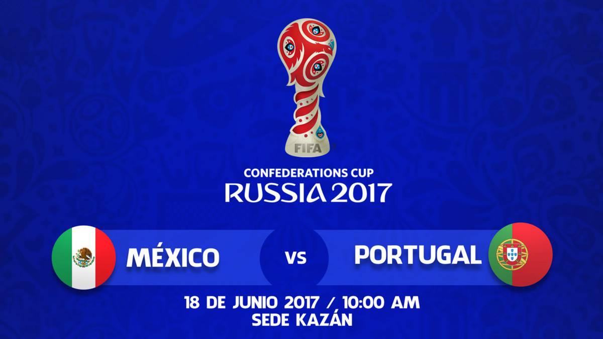 Conoce Las Fechas Y Horarios De Los Partidos De Mexico En La Copa Confederaciones Rusia  As Mexico