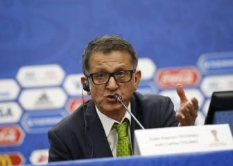 Juan Carlos Osorio mostró su solidaridad con el Chapecoense