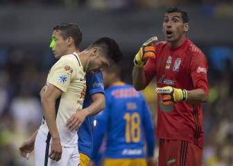 Darwin Quintero, 18 minutos en en la ida de la final en México