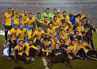 Los Quiñones y 'Pacho' Meza salen campeones en México