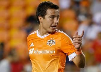 Erick Torres regresa al Houston Dynamo