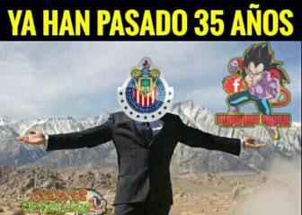 Chivas mantiene su paternidad sobre Pumas y los memes aplauden