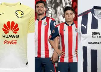 Tres mexicanos entre las camisetas más vendidas de América