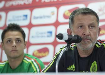 Juan Carlos Osorio confía en que Chicharito retomará senda goleadora