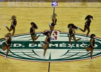 Así se vivió el Dallas Mavericks vs Phoenix Suns de la NBA en México