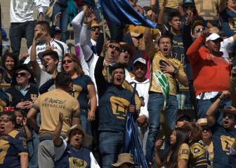 La victoria de Pumas ante Cruz Azul en imágenes