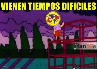 Los memes celebran al Toluca y acaban con América