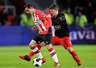 Guardado se luce y guía al PSV; el Porto alerta al Benfica