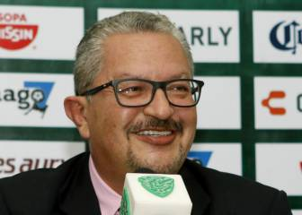 López Chargoy descarta adeudos en Jaguares: