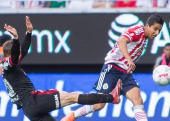Chivas suma 10 juegos de Liga MX sin ganarle a Tijuana
