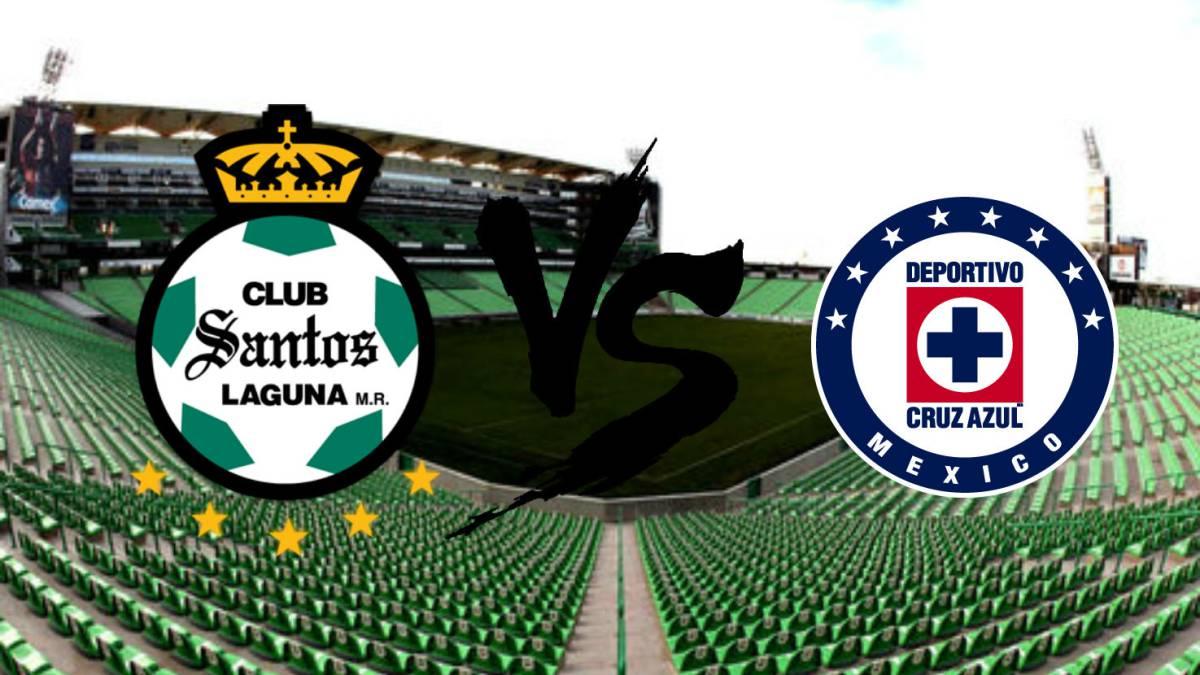Santos vs Cruz Azul en vivo online: Liga MX, Jornada 6, domingo 11 de febrero de 2017 a las 18:00 horas de México.
