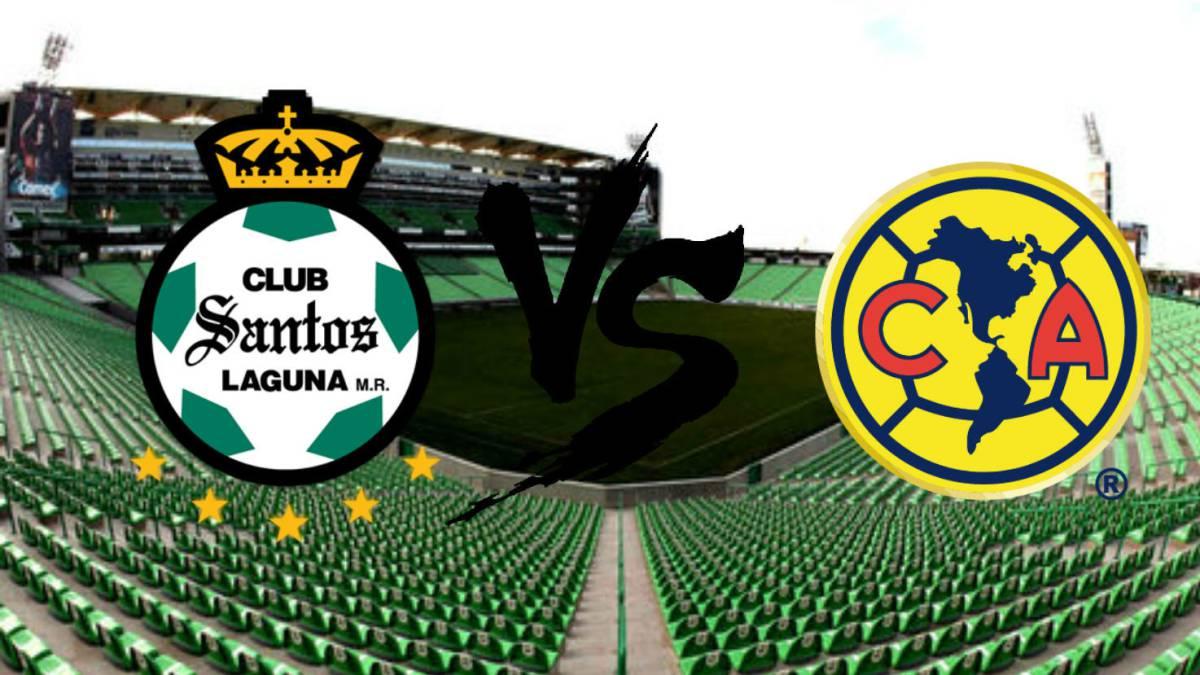 Santos Vs America En Vivo Online Copa Mx Jornada  De
