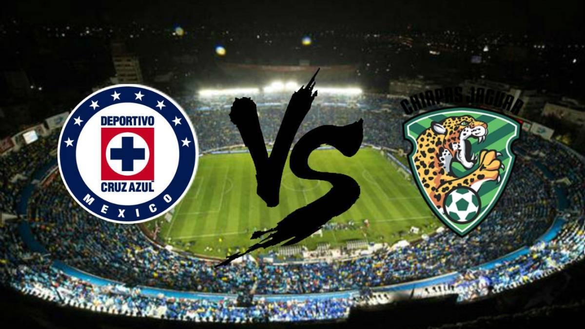 Cruz Azul vs Jaguares (2-0): Resumen del partido y goles - AS México