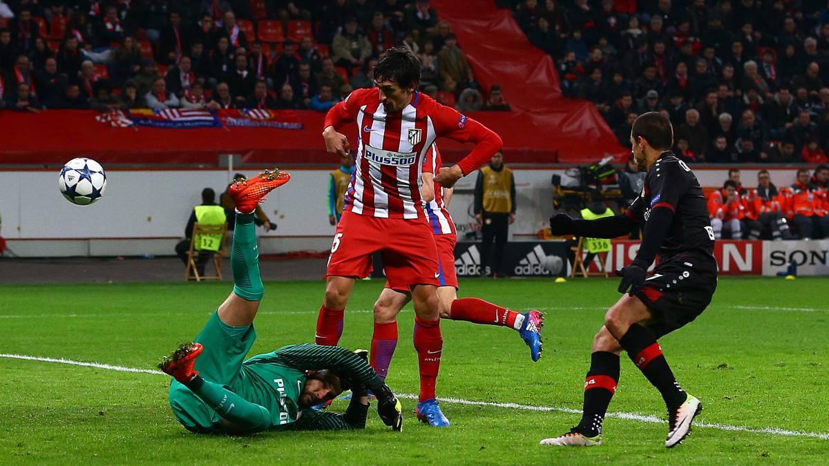 Para Atlético de Madrid fue un trámite
