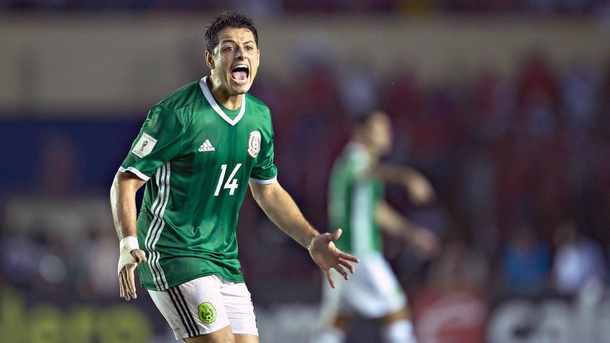 México venció a Costa Rica con comodidad
