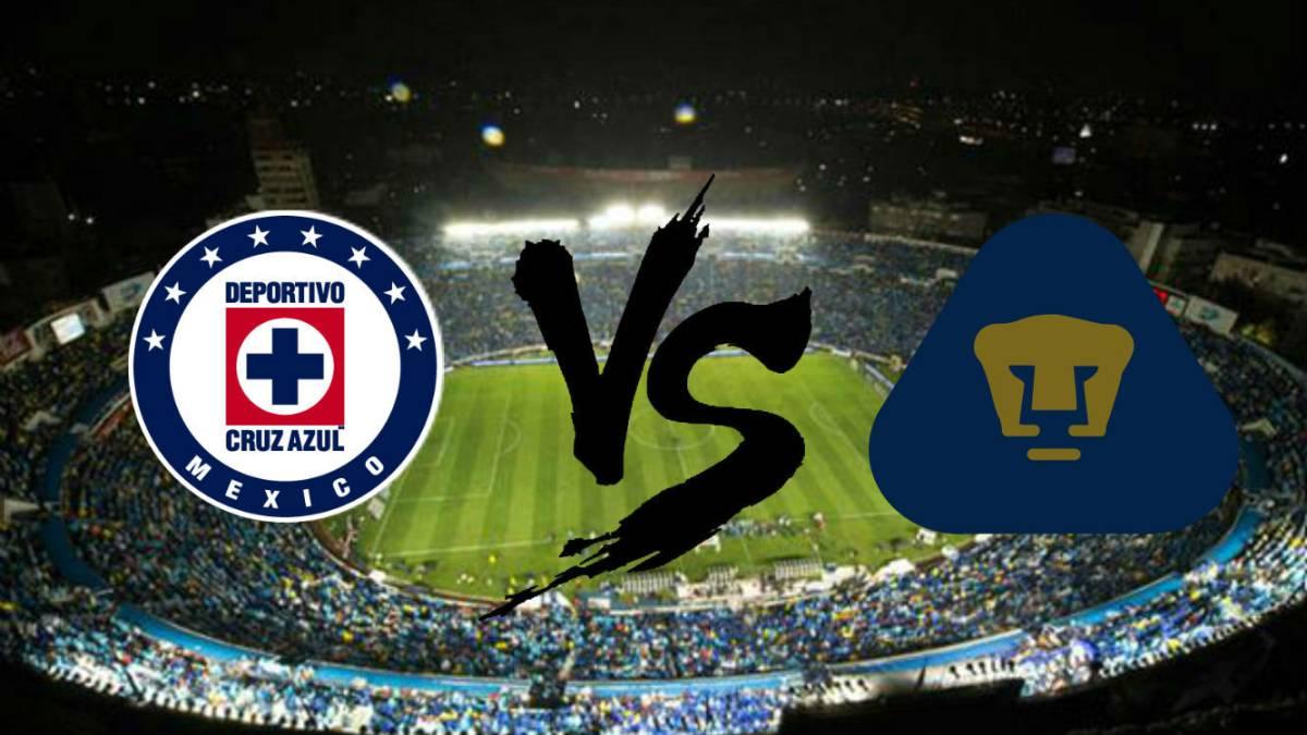 Tour Socio MX: Cruz Azul vs Pumas, Copa Socio MX (1[4]-[1]1 ...