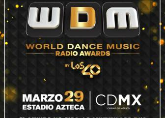 Llega el World Dance Music Radio Awards al Estadio Azteca