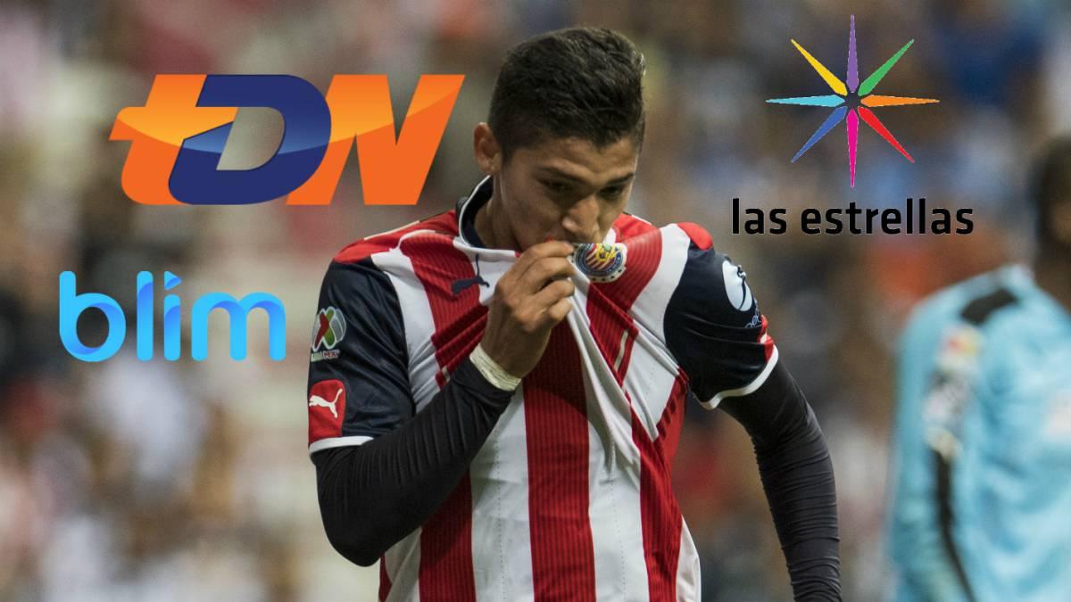Chivas regresa a Televisa f4ee3d43b0a85