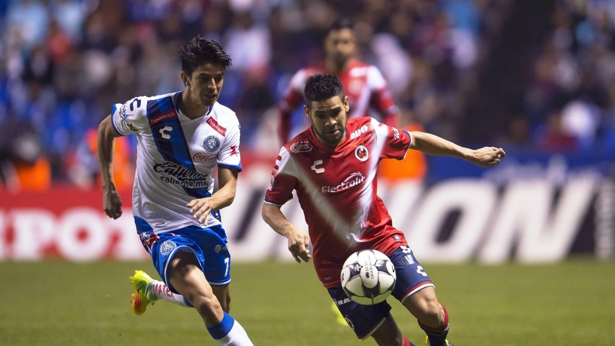 Puebla visita a Veracruz este martes