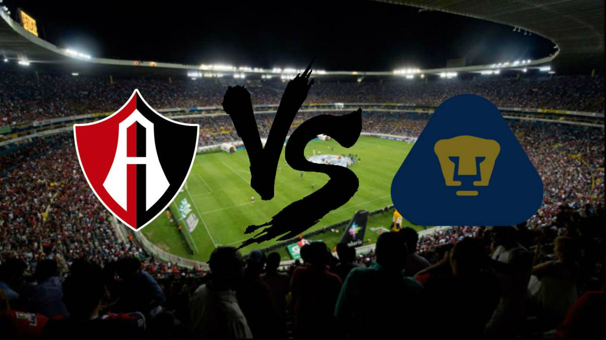 Image Result For Vivo Pumas Vs Atlas En Vivo En Vivo Tarjeta Roja