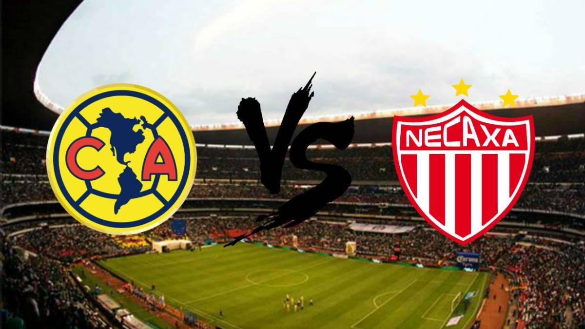 América vs Necaxa, Clausura 2017 (1-0): Resumen del ...