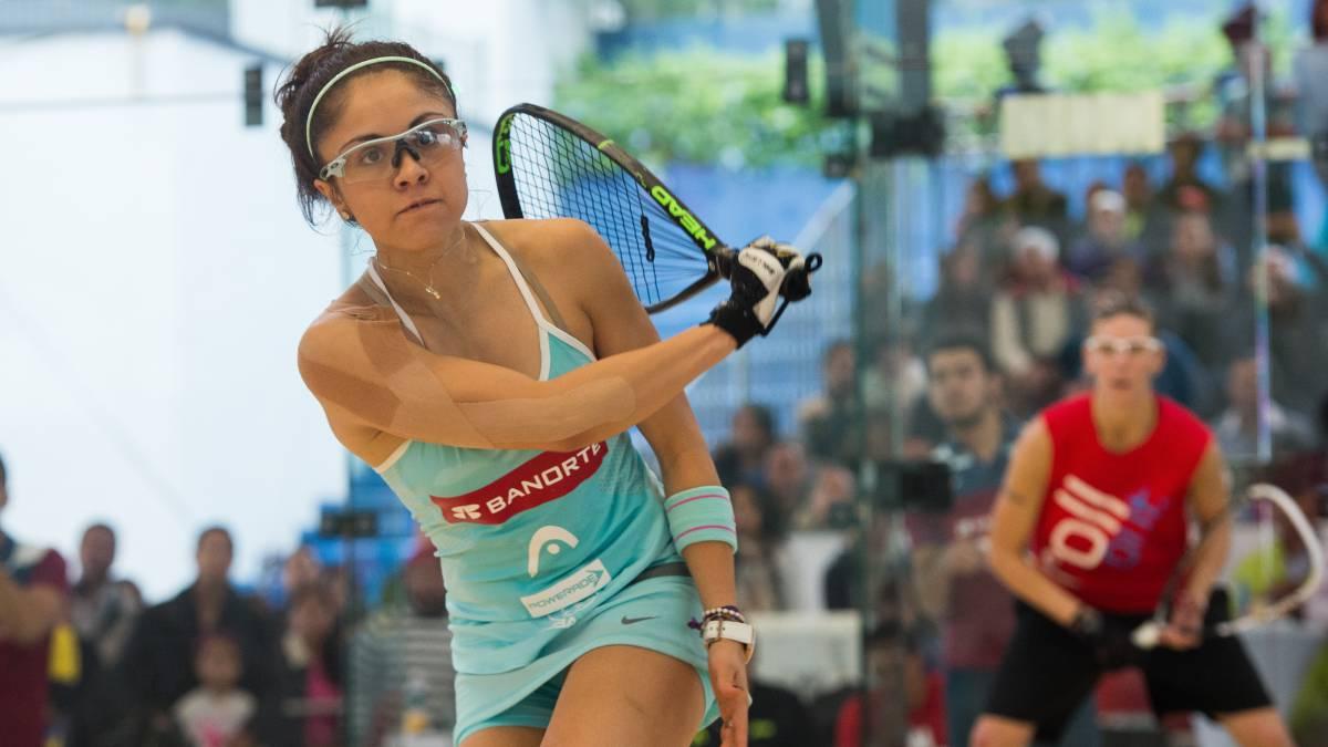 Seis años después, Paola Longoria perdió en torneo de federación