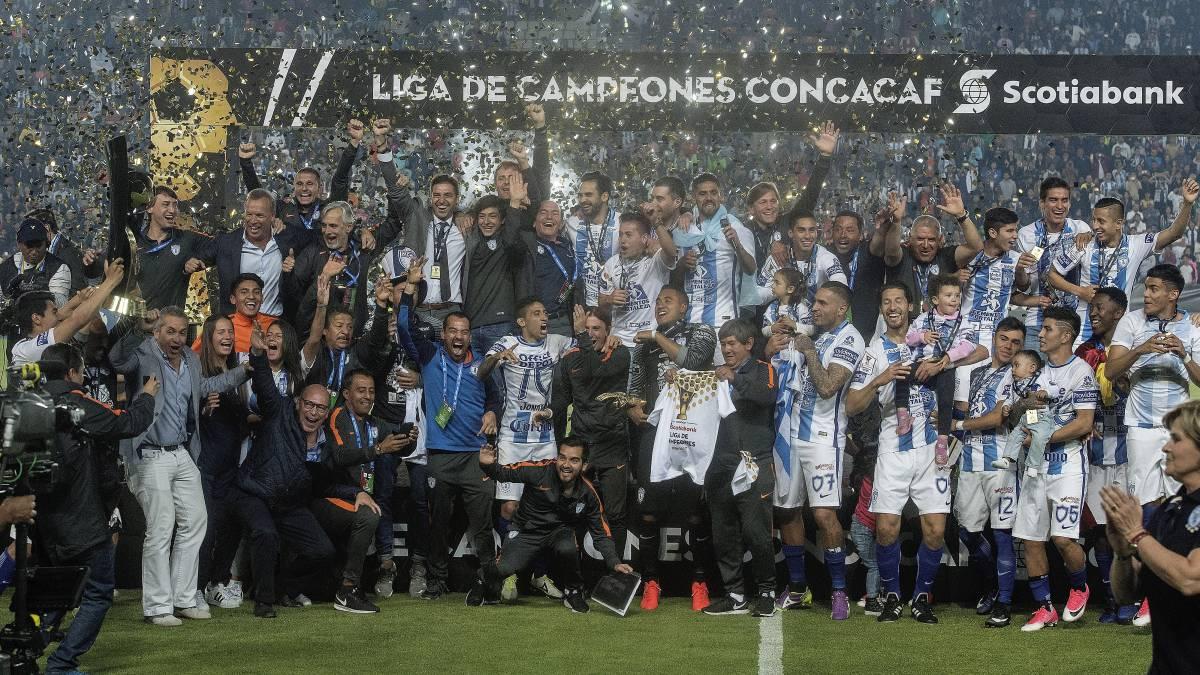 Pachuca campeón de Concacaf, irá a su cuarto Mundial de Clubes