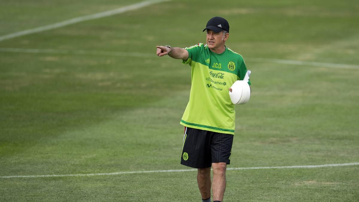 Osorio decide contar con 32 jugadores