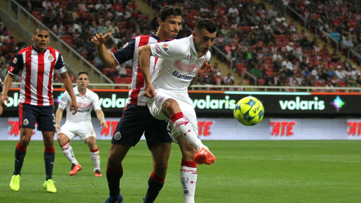 Guadalajara y Toluca abren semifinales del Clausura 2017