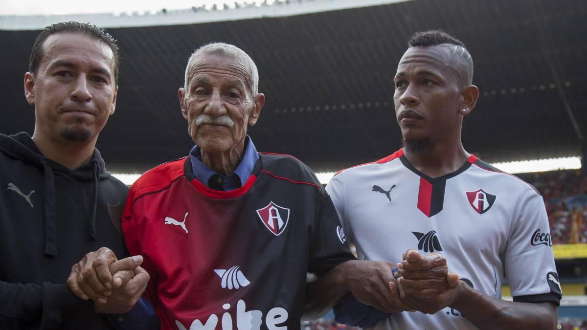 Fallece portero campeón de liga con el Atlas