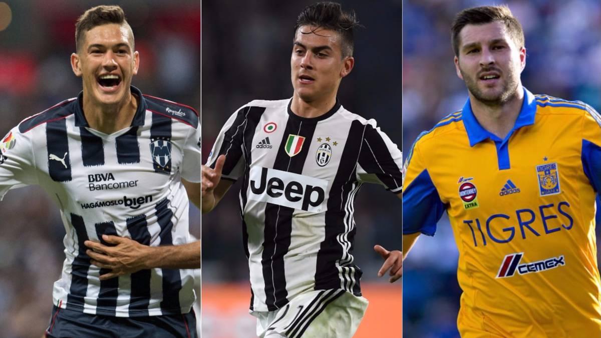 Juventus y Oporto jugarán amistosos en julio ante cuatro equipos mexicanos