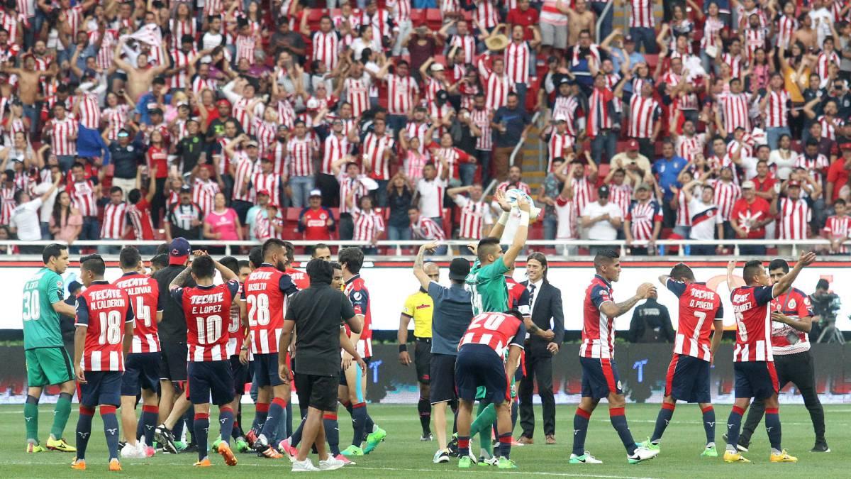 Final ante Tigres es recompensa de lo que ha hecho Chivas