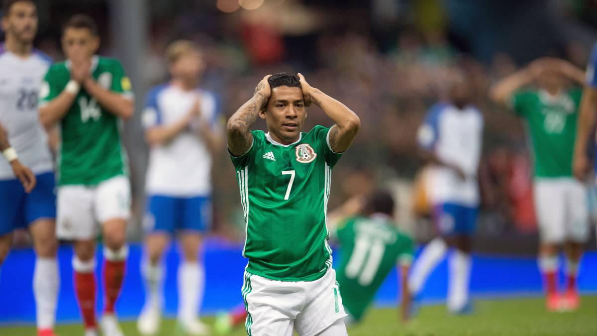 Mexico struggle to get past USA wall in quest for Russia a1159110f