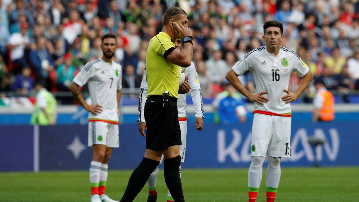 Satisface a 'Chicharito' el empate ante Portugal