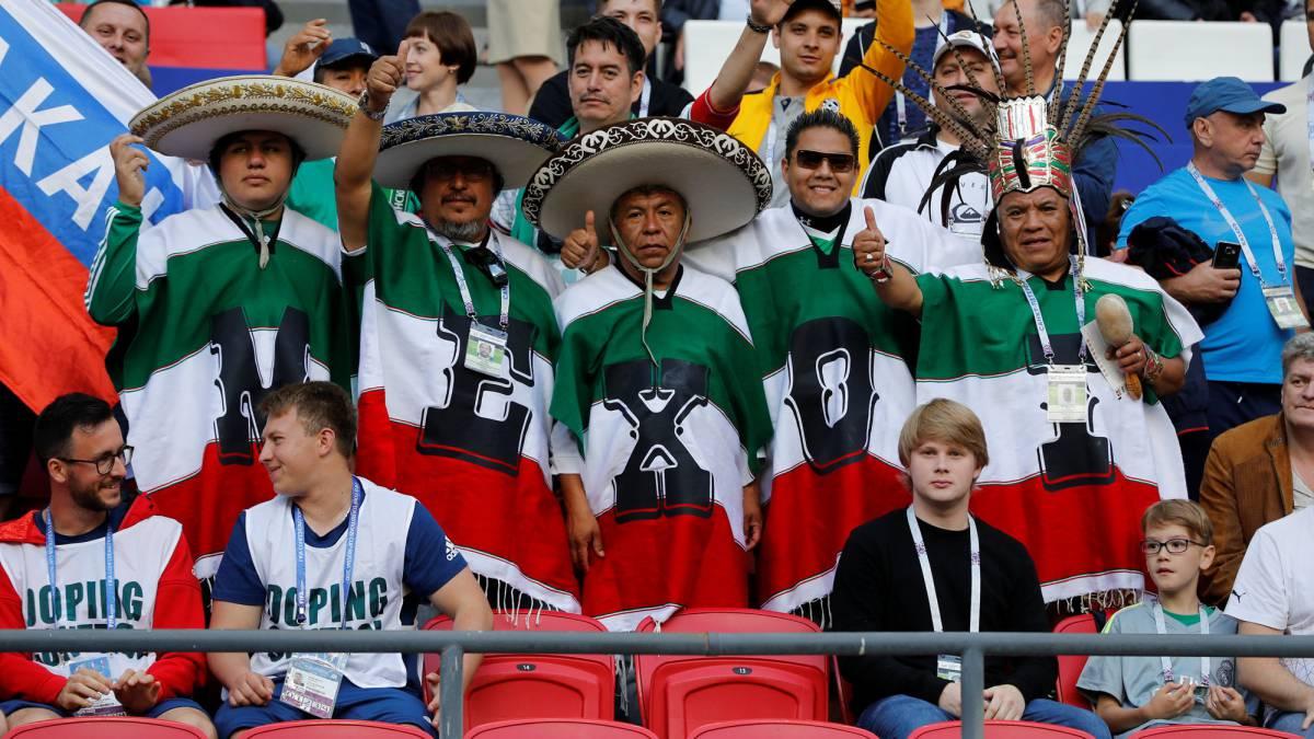 FIFA advirtió a México por cánticos discriminatorios de sus aficionados