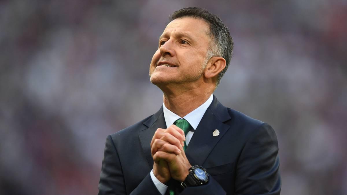 Sin Rafa Márquez, juegan en Rusia México vs. Portugal