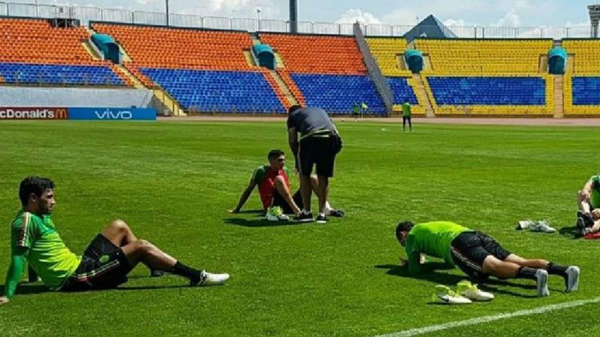 Osorio confía en que el Tricolor vencerá a Nueva Zelanda y Rusia