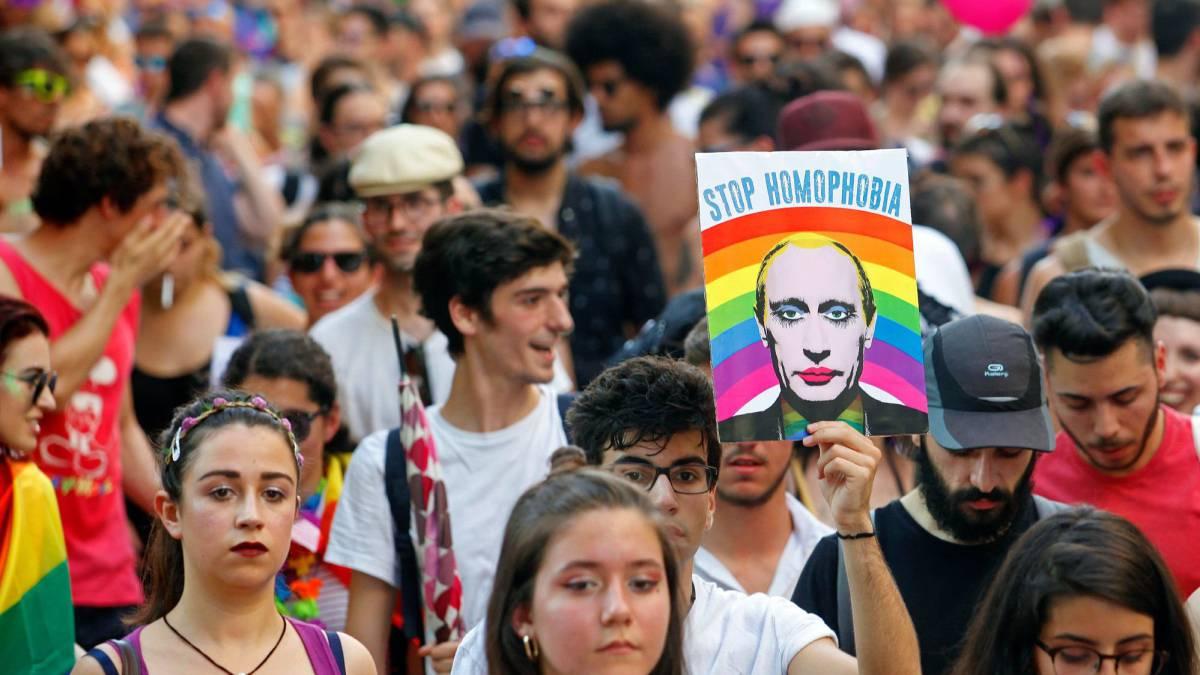 Tribunal Europeo condena a Rusia por ley contra 'propaganda gay'