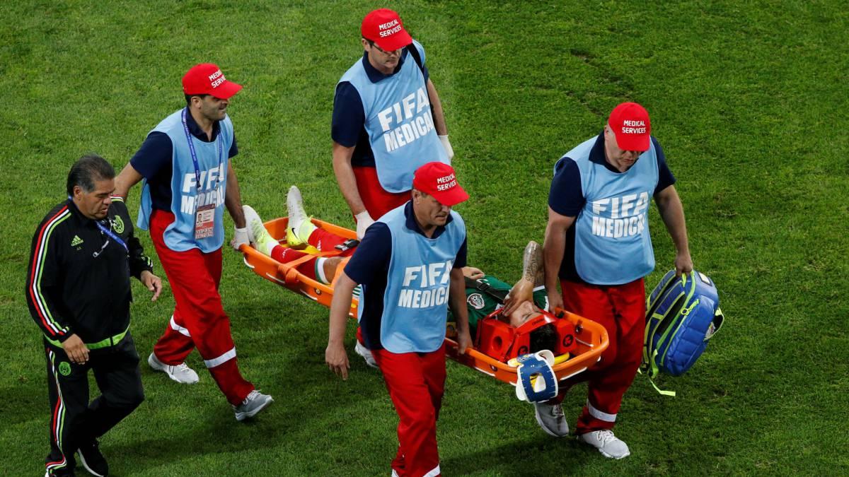 #MedioTiempo #CopaConfederaciones: México empata con Rusia