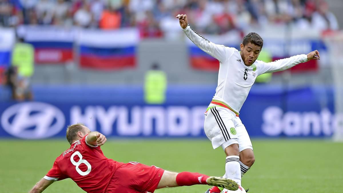 Alemania aplastó a México en semifinales de la Copa Confederaciones