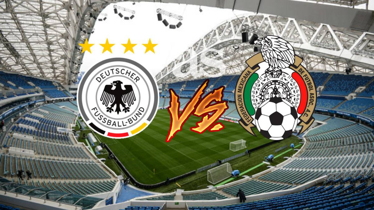 partido en vivo mexico vs alemania