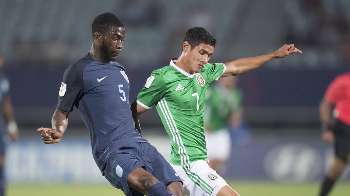 Juvenil mexicano es vendido al City Football Group