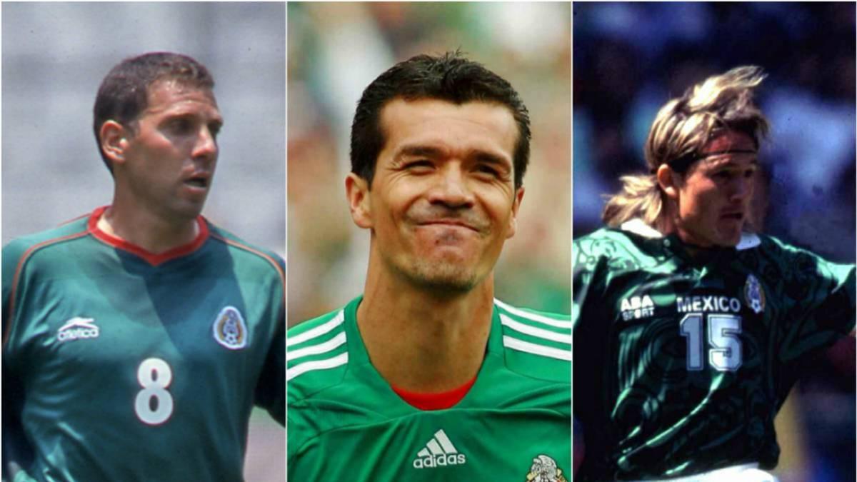 Golearon a México en debut en Mundial de Leyendas