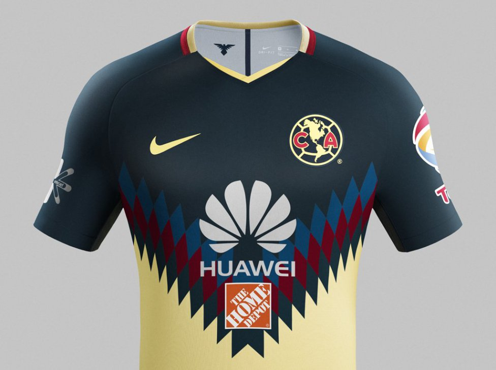 48fbe77ada669 Las playeras de la Liga MX para el Apertura 2017 - AS México