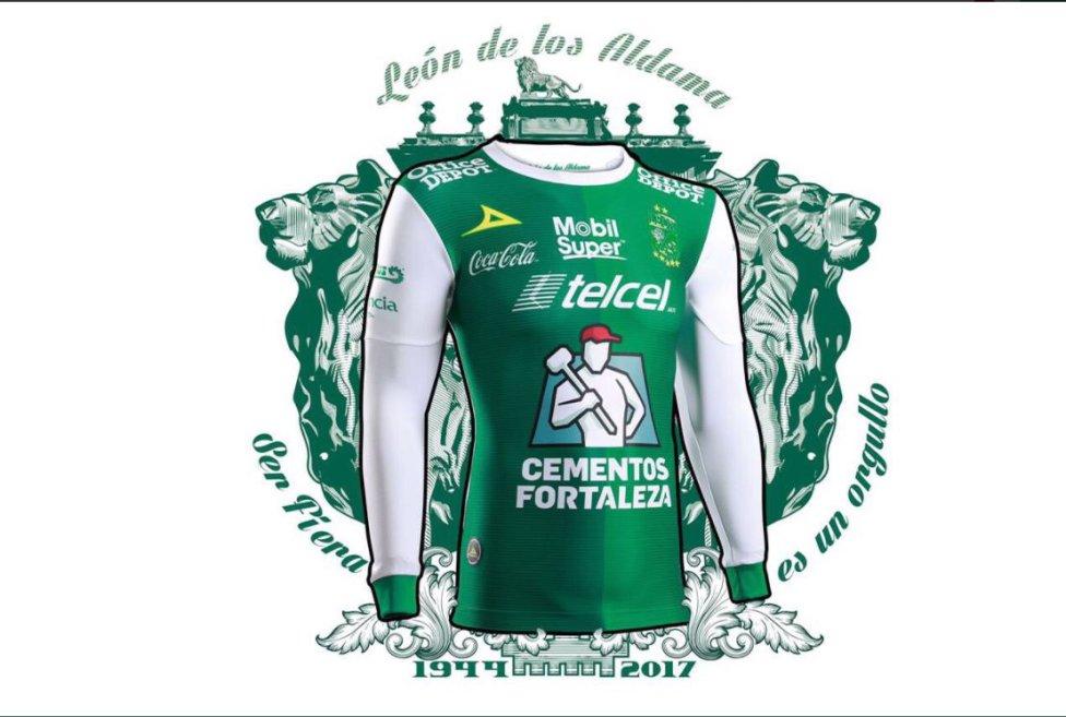 Las playeras de la Liga MX para el Apertura 2017 - AS México 6fc775e1cdcce