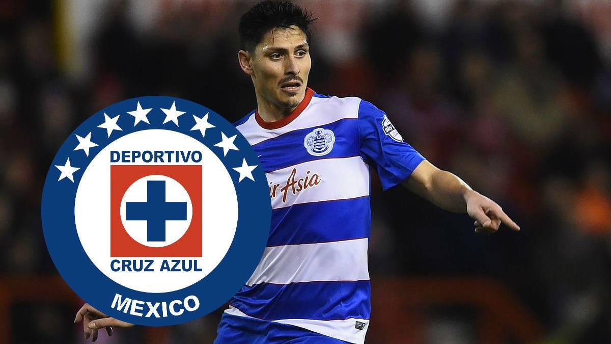 Alejandro Faurlín nuevo refuerzo de Cruz Azul