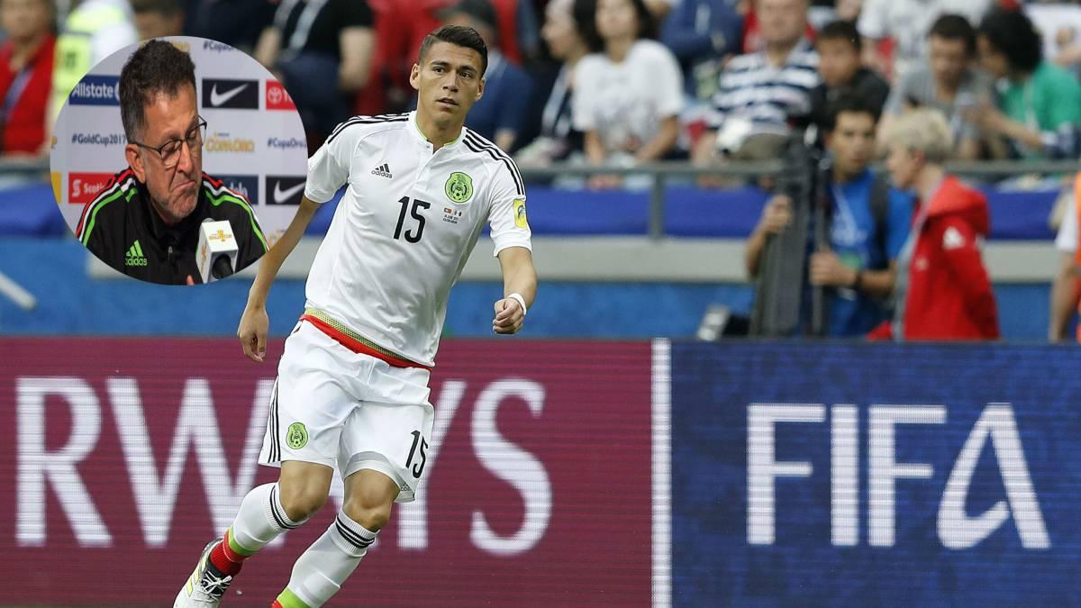 Osorio desea éxito del Tri más que muchos mexicanos — Moreno